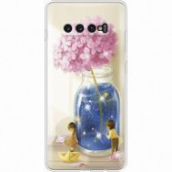 Силиконовый чехол BoxFace Samsung G975 Galaxy S10 Plus Little Boy and Girl (935881-rs18)