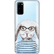 Силиконовый чехол BoxFace Samsung G980 Galaxy S20 MR. Rabbit (38870-cc71)