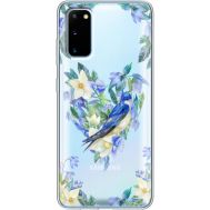 Силиконовый чехол BoxFace Samsung G980 Galaxy S20 Spring Bird (38870-cc96)