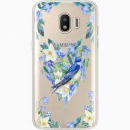 Силиконовый чехол BoxFace Samsung J250 Galaxy J2 (2018) Spring Bird (35055-cc96)