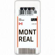 Силиконовый чехол BoxFace Samsung G975 Galaxy S10 Plus Ticket Monreal (35881-cc87)