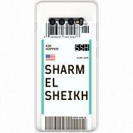 Силиконовый чехол BoxFace Samsung G975 Galaxy S10 Plus Ticket Sharmel Sheikh (35881-cc90)