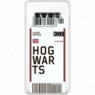 Силиконовый чехол BoxFace Samsung G975 Galaxy S10 Plus Ticket Hogwarts (35881-cc91)