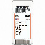 Силиконовый чехол BoxFace Samsung G975 Galaxy S10 Plus Ticket Hill Valley (35881-cc94)