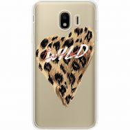 Силиконовый чехол BoxFace Samsung J400 Galaxy J4 2018 Wild Love (35018-cc64)