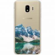 Силиконовый чехол BoxFace Samsung J400 Galaxy J4 2018 Blue Mountain (35018-cc68)