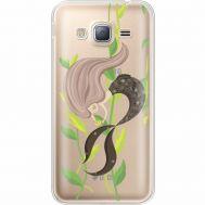 Силиконовый чехол BoxFace Samsung J320 Galaxy J3 Cute Mermaid (35056-cc62)