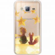 Силиконовый чехол BoxFace Samsung J320 Galaxy J3 Little Prince (35056-cc63)