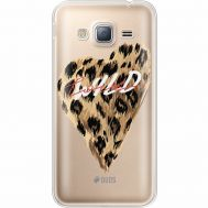 Силиконовый чехол BoxFace Samsung J320 Galaxy J3 Wild Love (35056-cc64)