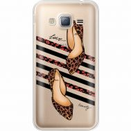 Силиконовый чехол BoxFace Samsung J320 Galaxy J3 Love Beauty (35056-cc65)