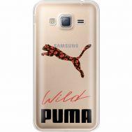 Силиконовый чехол BoxFace Samsung J320 Galaxy J3 Wild Cat (35056-cc66)