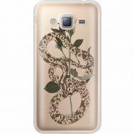 Силиконовый чехол BoxFace Samsung J320 Galaxy J3 Glamor Snake (35056-cc67)