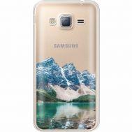 Силиконовый чехол BoxFace Samsung J320 Galaxy J3 Blue Mountain (35056-cc68)