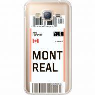 Силиконовый чехол BoxFace Samsung J320 Galaxy J3 Ticket Monreal (35056-cc87)
