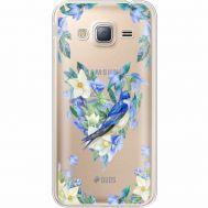 Силиконовый чехол BoxFace Samsung J320 Galaxy J3 Spring Bird (35056-cc96)
