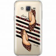 Силиконовый чехол BoxFace Samsung J500H Galaxy J5 Love Beauty (35058-cc65)