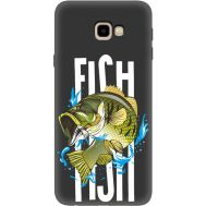 Силиконовый чехол BoxFace Samsung J415 Galaxy J4 Plus 2018 Fish (35598-bk71)
