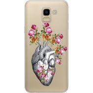 Силиконовый чехол BoxFace Samsung J600 Galaxy J6 2018 Heart (934979-rs11)
