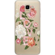 Силиконовый чехол BoxFace Samsung J600 Galaxy J6 2018 Love (934979-rs14)