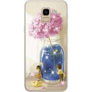 Силиконовый чехол BoxFace Samsung J600 Galaxy J6 2018 Little Boy and Girl (934979-rs18)