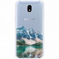 Силиконовый чехол BoxFace Samsung J530 Galaxy J5 2017 Blue Mountain (35019-cc68)