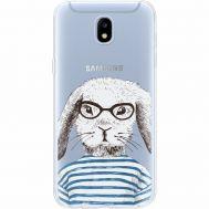 Силиконовый чехол BoxFace Samsung J530 Galaxy J5 2017 MR. Rabbit (35019-cc71)