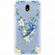 Силиконовый чехол BoxFace Samsung J530 Galaxy J5 2017 Spring Bird (35019-cc96)