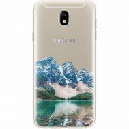 Силиконовый чехол BoxFace Samsung J730 Galaxy J7 2017 Blue Mountain (35020-cc68)