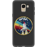 Силиконовый чехол BoxFace Samsung J600 Galaxy J6 2018 NASA (34774-bk70)