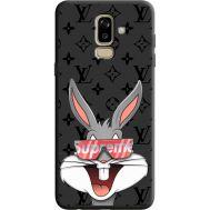 Силиконовый чехол BoxFace Samsung J810 Galaxy J8 2018 looney bunny (36143-bk48)