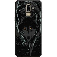 Силиконовый чехол BoxFace Samsung J810 Galaxy J8 2018 Wolf (36143-bk62)