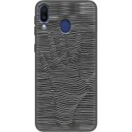 Силиконовый чехол BoxFace Samsung M205 Galaxy M20 Optical Hand (36624-bk56)