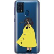 Силиконовый чехол BoxFace Samsung M315 Galaxy M31 Just a Girl (39092-cc60)