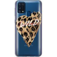 Силиконовый чехол BoxFace Samsung M315 Galaxy M31 Wild Love (39092-cc64)
