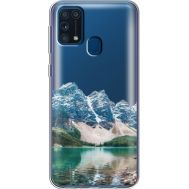 Силиконовый чехол BoxFace Samsung M315 Galaxy M31 Blue Mountain (39092-cc68)