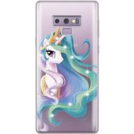 Силиконовый чехол BoxFace Samsung N960 Galaxy Note 9 Unicorn Queen (934974-rs3)