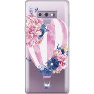 Силиконовый чехол BoxFace Samsung N960 Galaxy Note 9 Pink Air Baloon (934974-rs6)