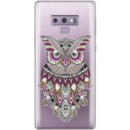 Силиконовый чехол BoxFace Samsung N960 Galaxy Note 9 Owl (934974-rs9)