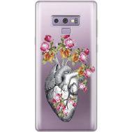 Силиконовый чехол BoxFace Samsung N960 Galaxy Note 9 Heart (934974-rs11)