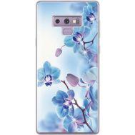 Силиконовый чехол BoxFace Samsung N960 Galaxy Note 9 Orchids (934974-rs16)