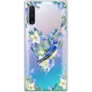 Силиконовый чехол BoxFace Samsung N970 Galaxy Note 10 Spring Bird (37408-cc96)