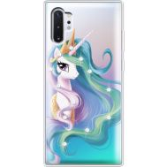 Силиконовый чехол BoxFace Samsung N975 Galaxy Note 10 Plus Unicorn Queen (937687-rs3)