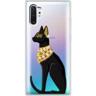 Силиконовый чехол BoxFace Samsung N975 Galaxy Note 10 Plus Egipet Cat (937687-rs8)
