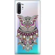 Силиконовый чехол BoxFace Samsung N975 Galaxy Note 10 Plus Owl (937687-rs9)
