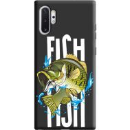 Силиконовый чехол BoxFace Samsung N975 Galaxy Note 10 Plus Fish (38700-bk71)