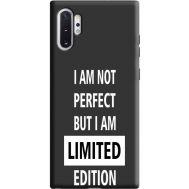 Силиконовый чехол BoxFace Samsung N975 Galaxy Note 10 Plus limited edition (38700-bk73)