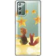 Силиконовый чехол BoxFace Samsung N980 Galaxy Note 20 Little Prince (40569-cc63)
