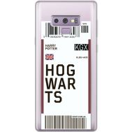 Силиконовый чехол BoxFace Samsung N960 Galaxy Note 9 Ticket Hogwarts (34974-cc91)