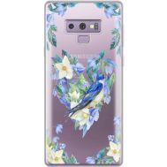 Силиконовый чехол BoxFace Samsung N960 Galaxy Note 9 Spring Bird (34974-cc96)