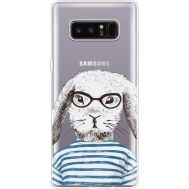 Силиконовый чехол BoxFace Samsung N950F Galaxy Note 8 MR. Rabbit (35949-cc71)